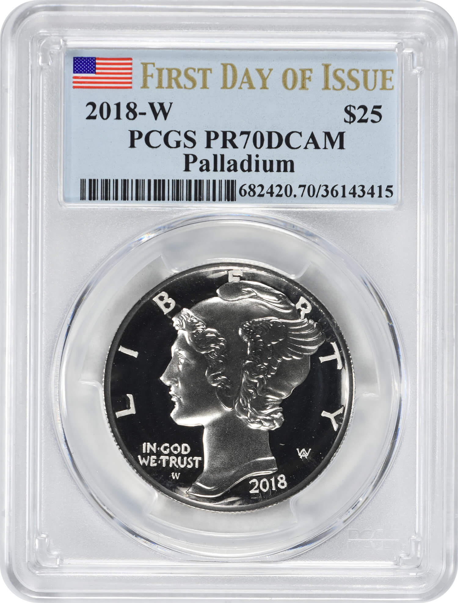 American Palladium Eagle