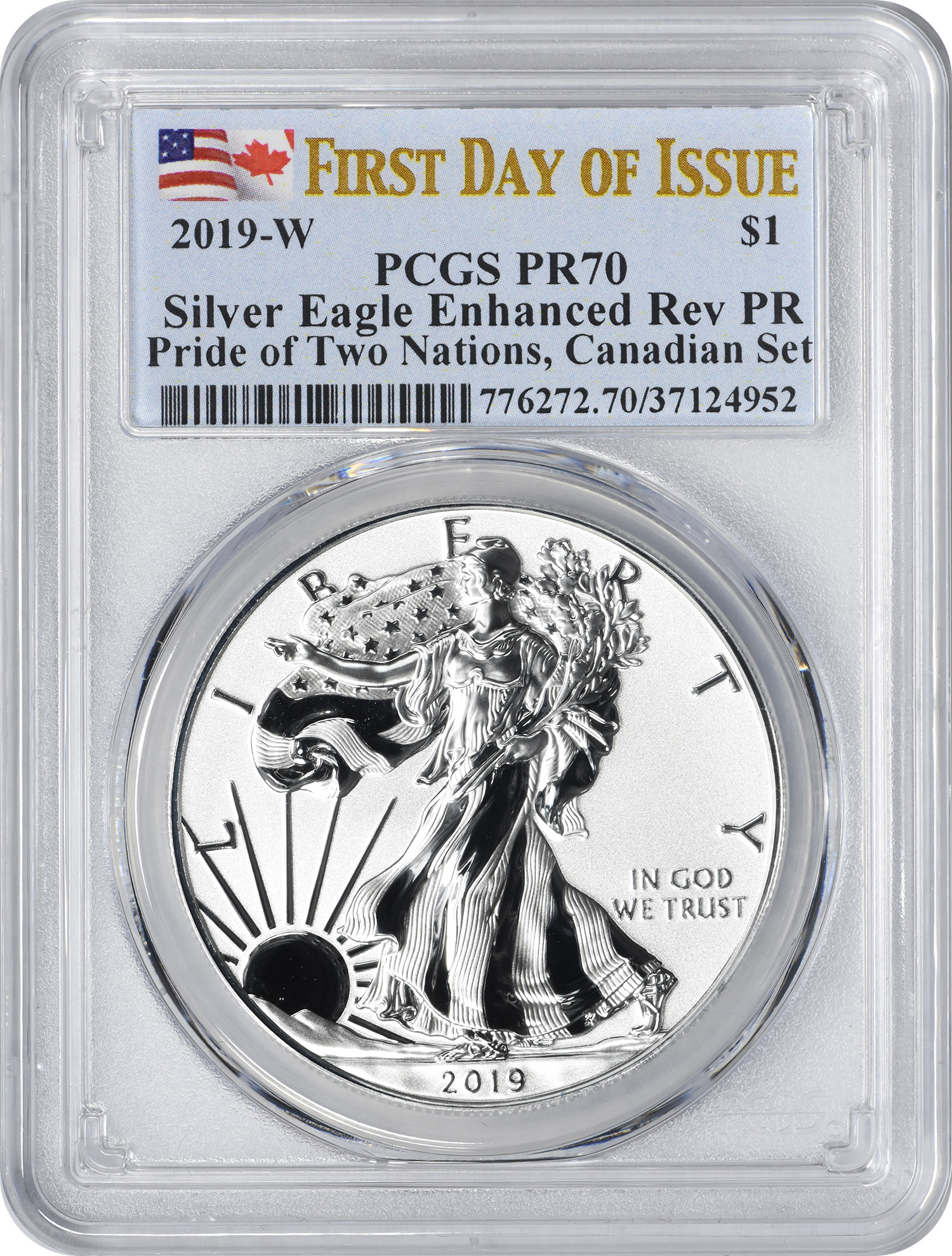 2019 Pride of Two Nations Two-Coin Set