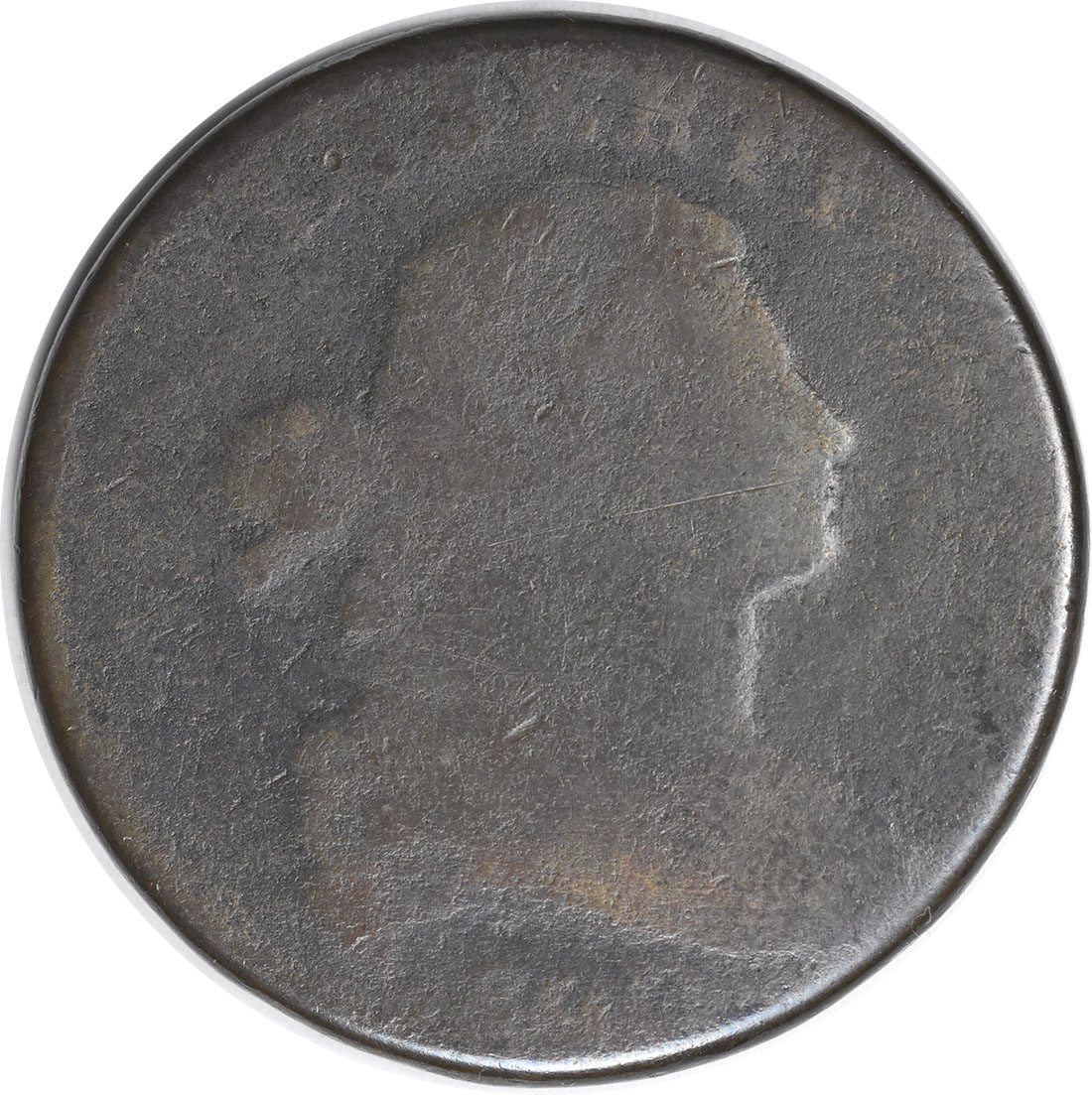 1800/79 Large Cent AG Uncertified