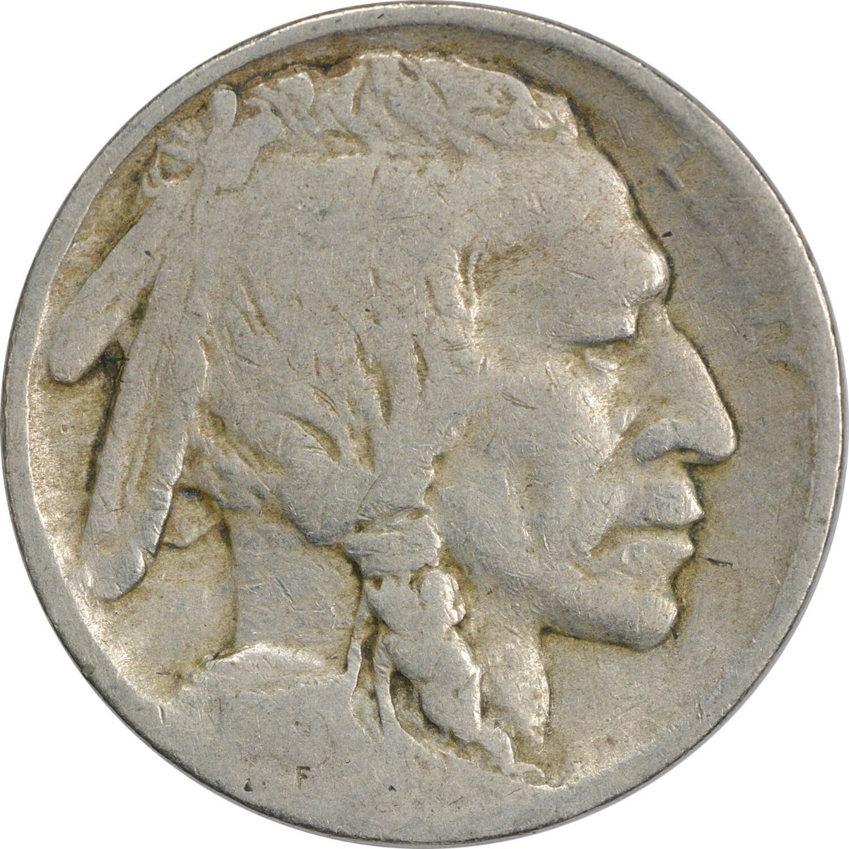 1913 Buffalo Nickel Type 2 G Uncertified