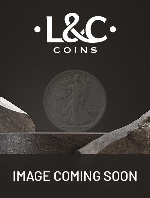 1884-O Morgan Dollar, MS63, PCGS, Rainbow Toning on Reverse