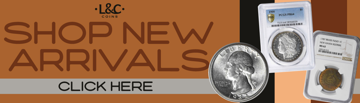 New Coin Arrivals