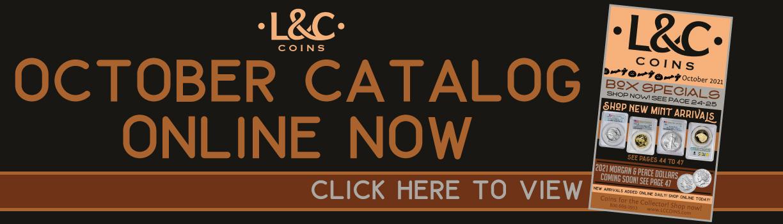 October Coin Catalog