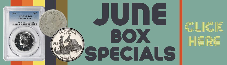 June Box Specials at L&C