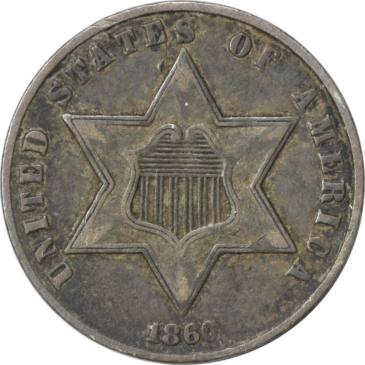 Three Cents Silver