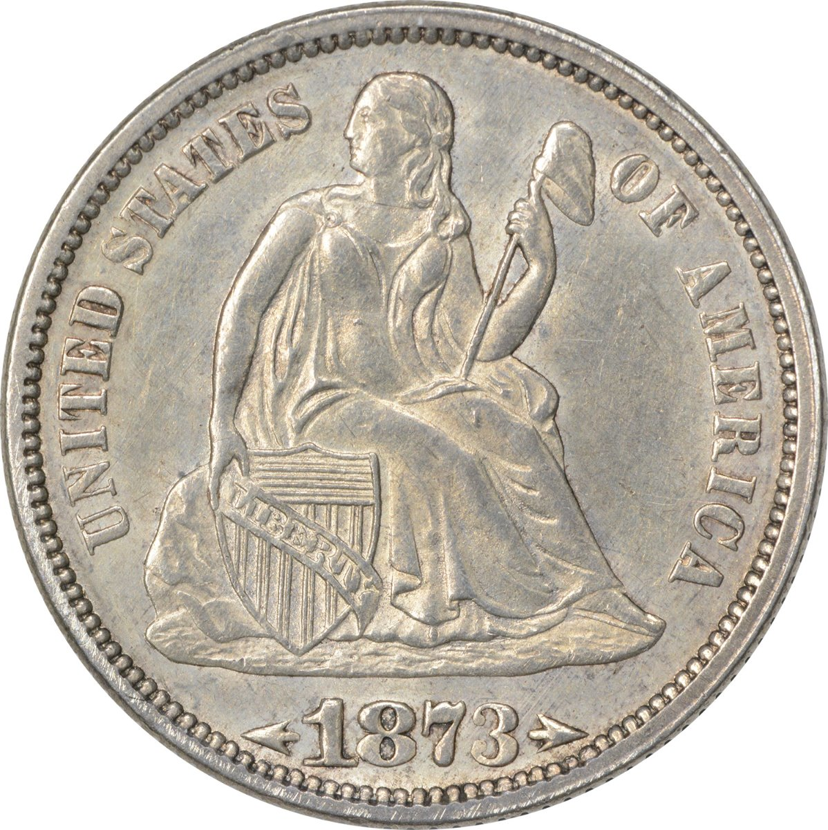 Liberty Seated Silver Dimes