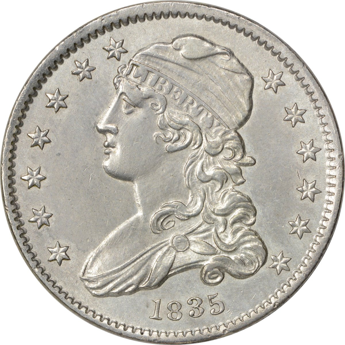 Bust Silver Quarters
