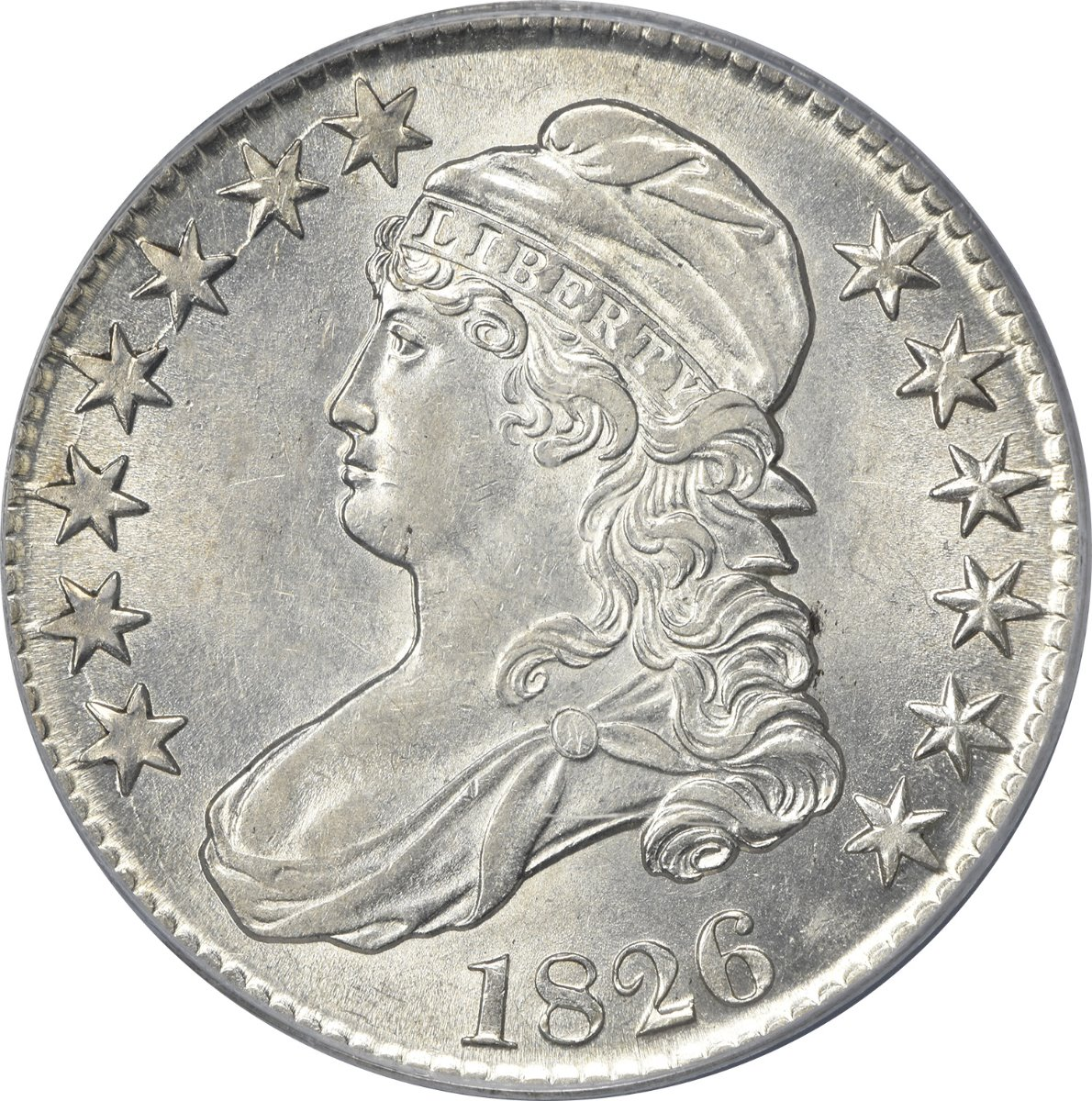 Bust Silver Halves