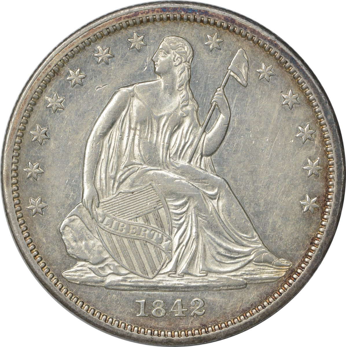 Liberty Seated Silver Halves