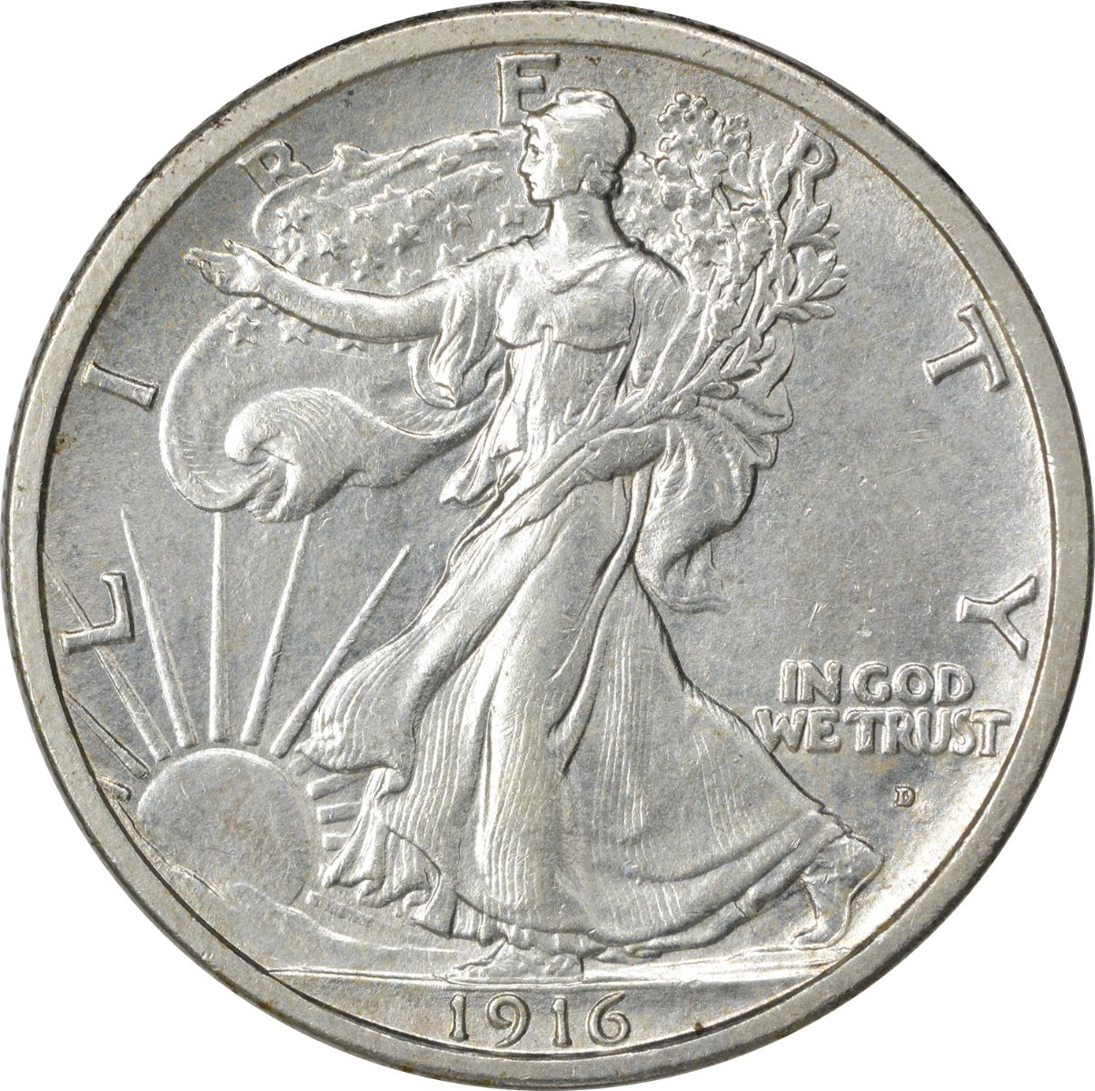 Walking Liberty Halves