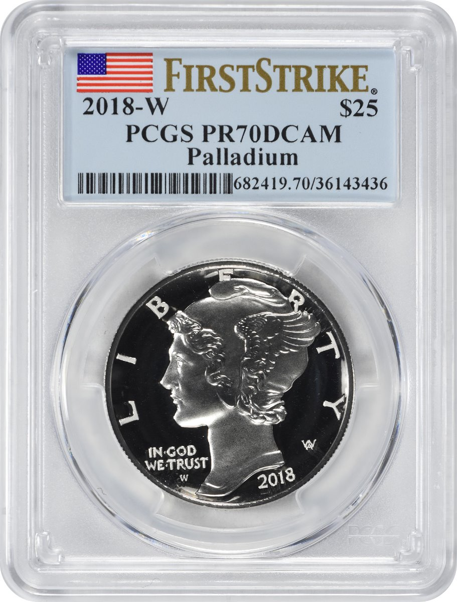 American Palladium Eagles
