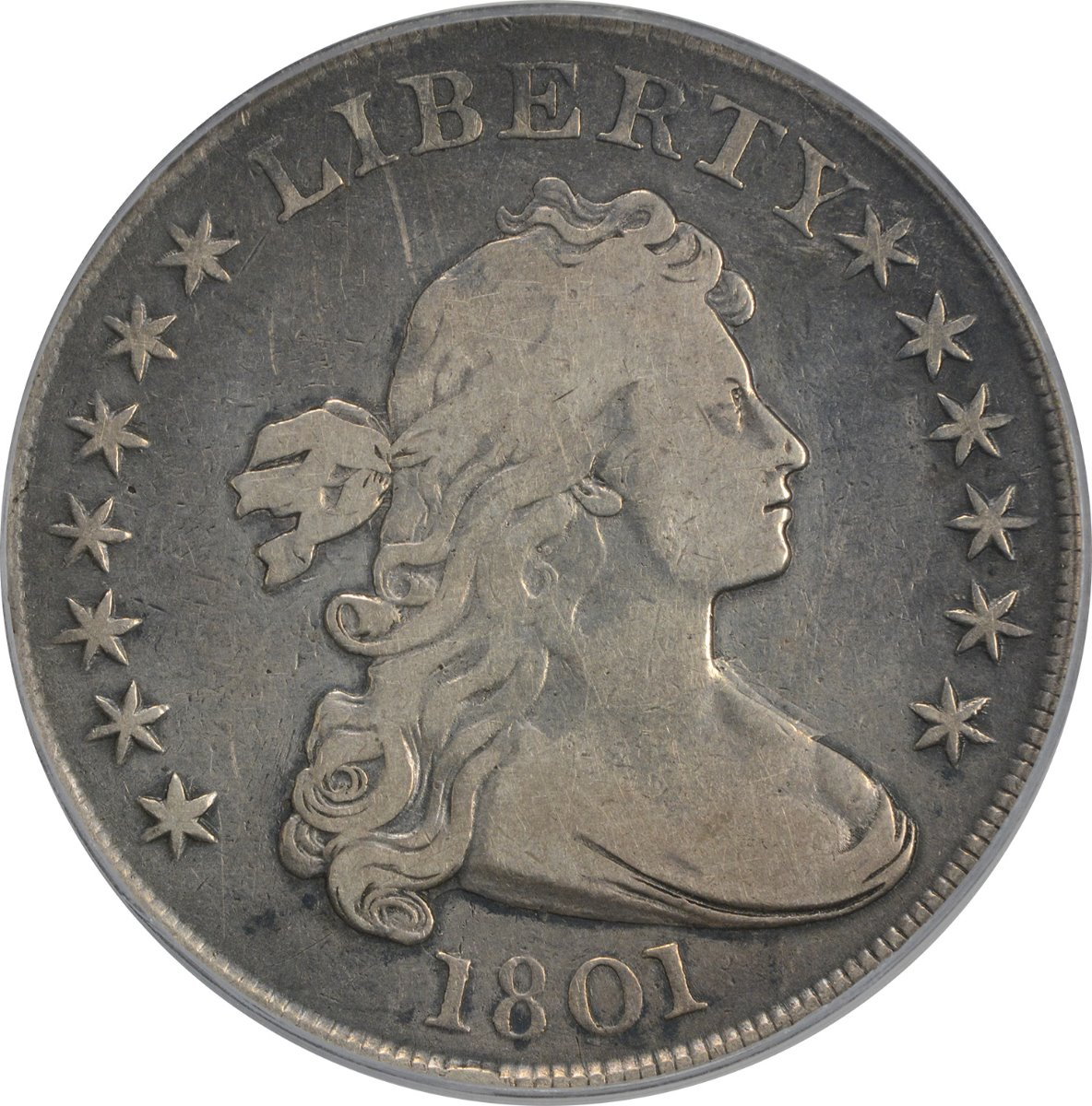 Bust Silver Dollars